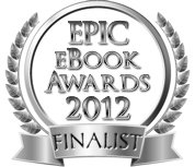 EPIC eBook Awards finalist badge