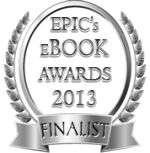 EPIC eBook Finalist badge