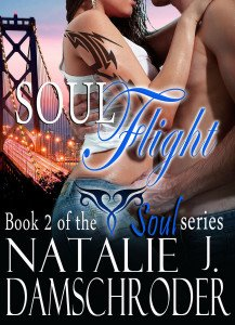 Soulflight Cover