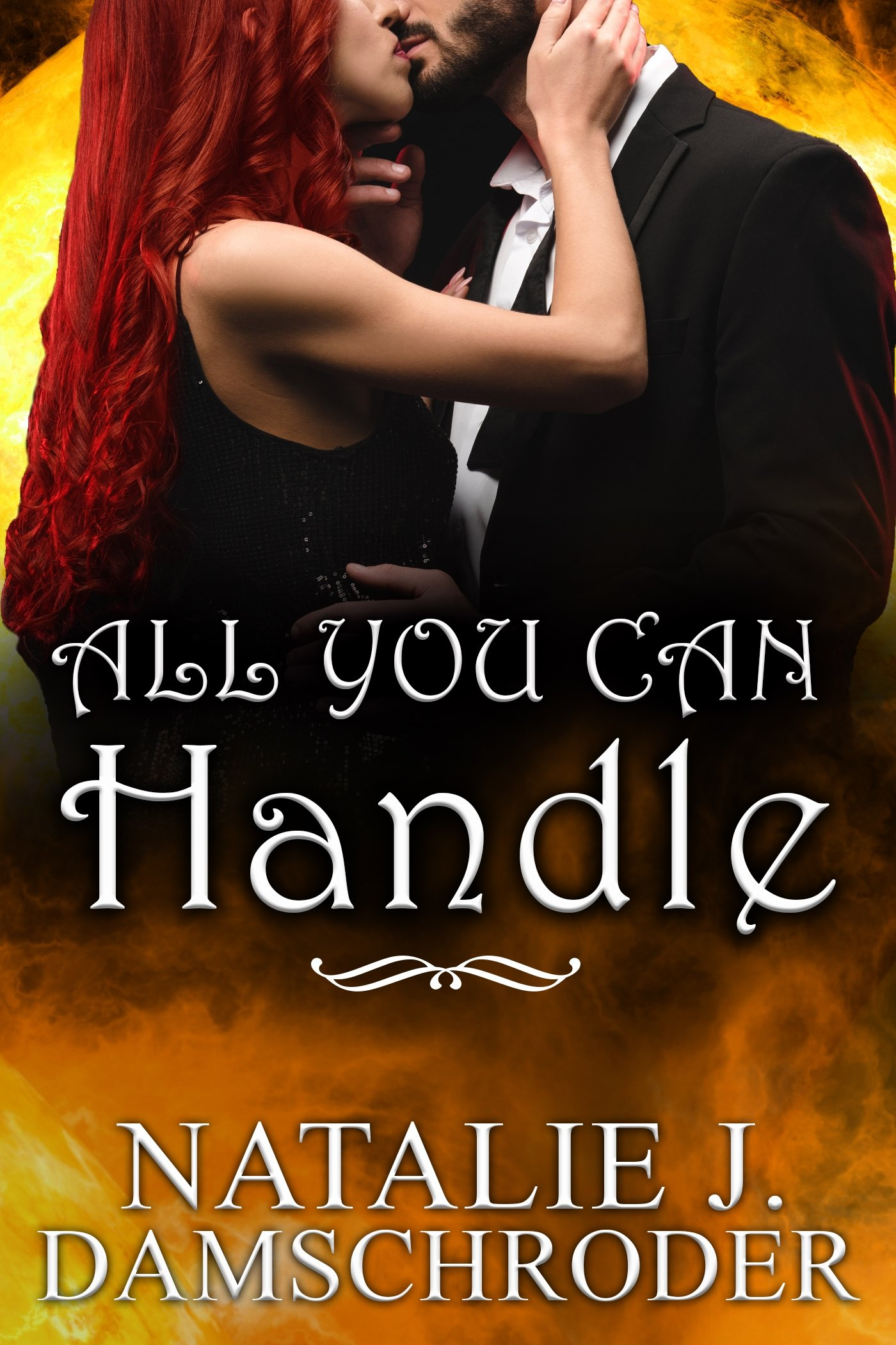 All You Can Handle cover