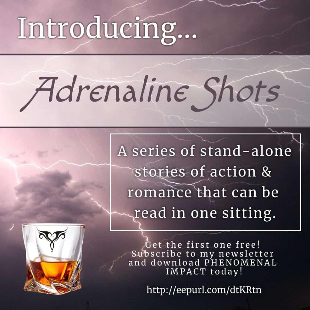 Adrenaline Shots short stories